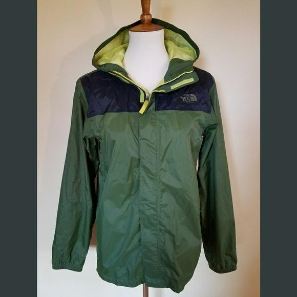 b31164e0a2c5 North Face Zipline Rain Jacket - Boys XL. M 5ac13e5f72ea88c51b6ce72f
